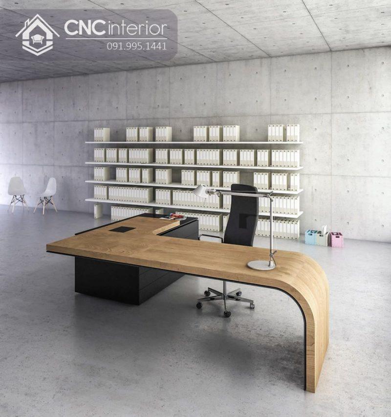 Bàn làm việc giám đốc CNC 32