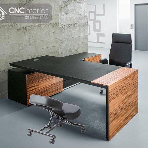 Bàn làm việc giám đốc CNC 36