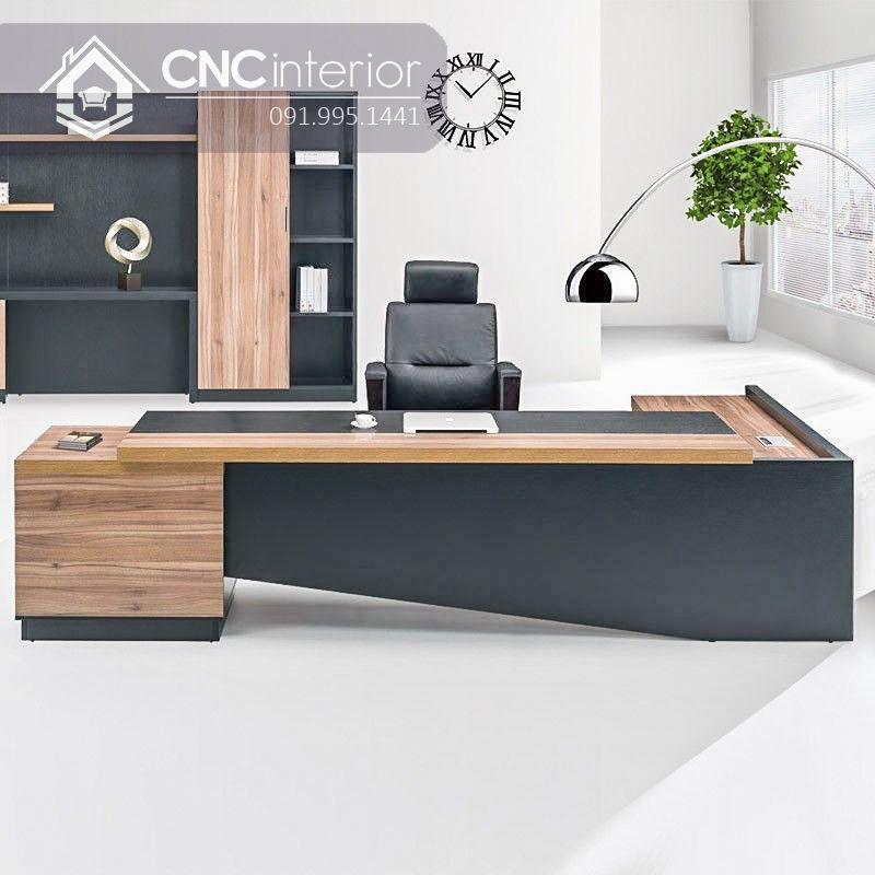 Bàn làm việc giám đốc CNC 39