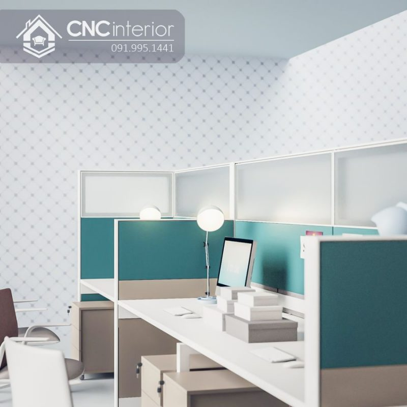 Bàn làm việc văn phòng CNC 12