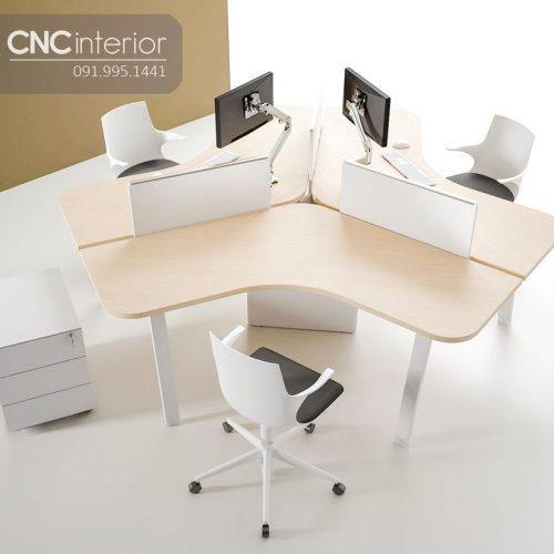 Bàn làm việc văn phòng CNC 13
