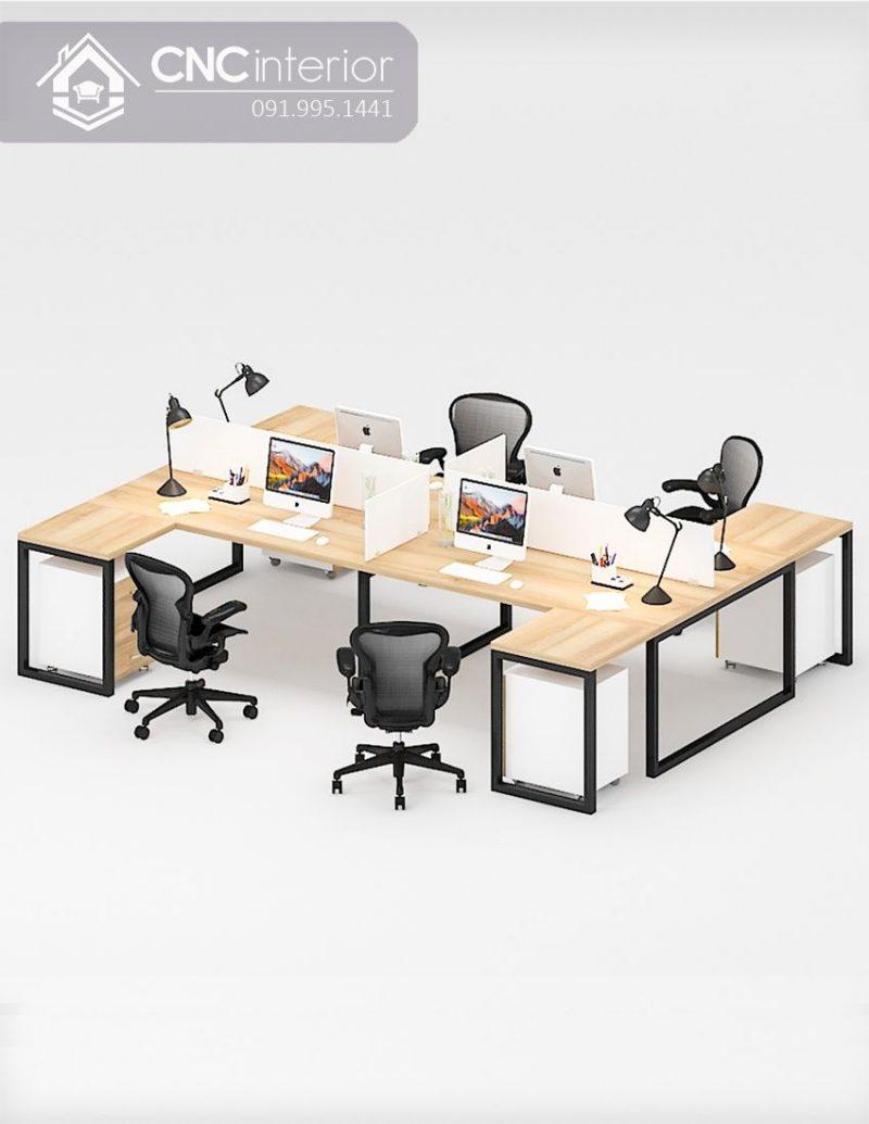 Bàn làm việc văn phòng CNC 14