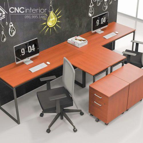 Bàn làm việc văn phòng CNC 16