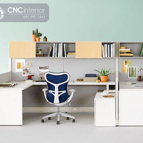 Bàn làm việc văn phòng CNC 02