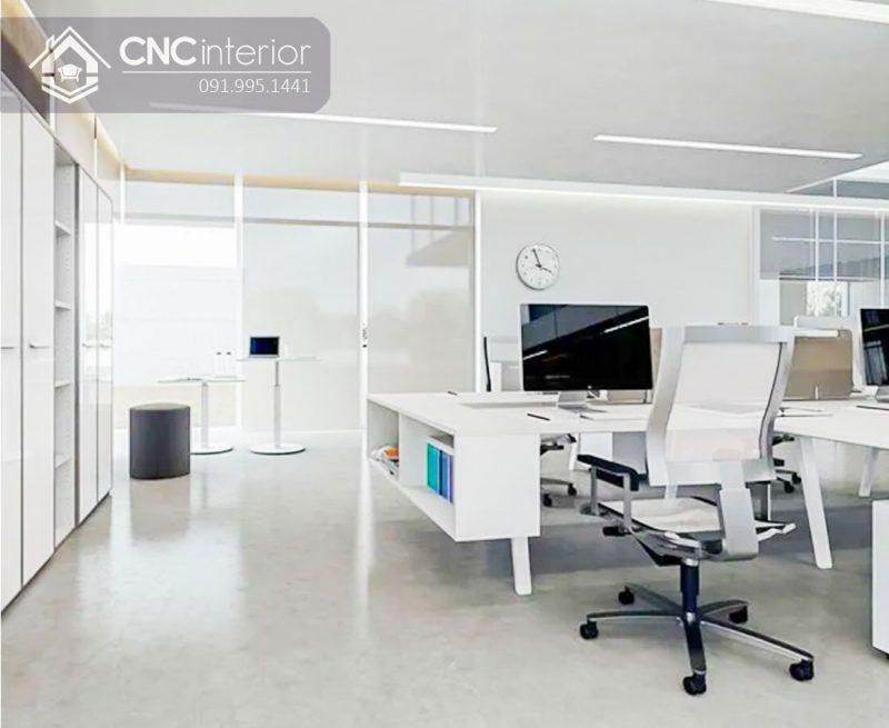 Bàn làm việc văn phòng CNC 21