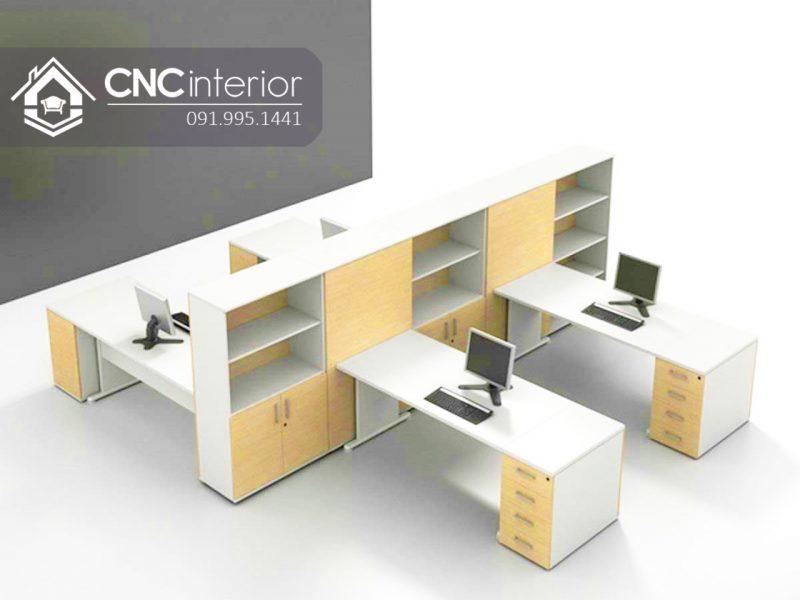 Bàn làm việc văn phòng CNC 23