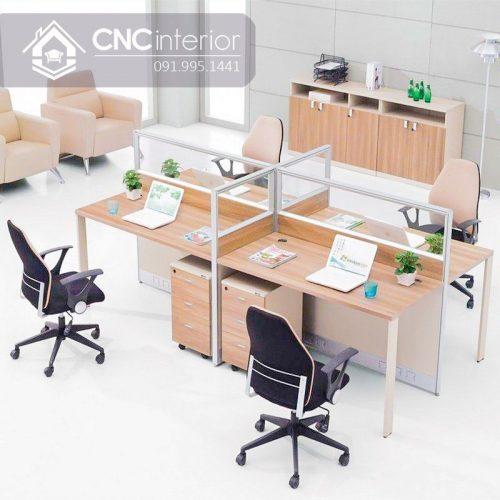 Bàn làm việc văn phòng CNC 24