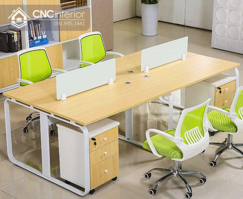 Bàn làm việc văn phòng CNC 04