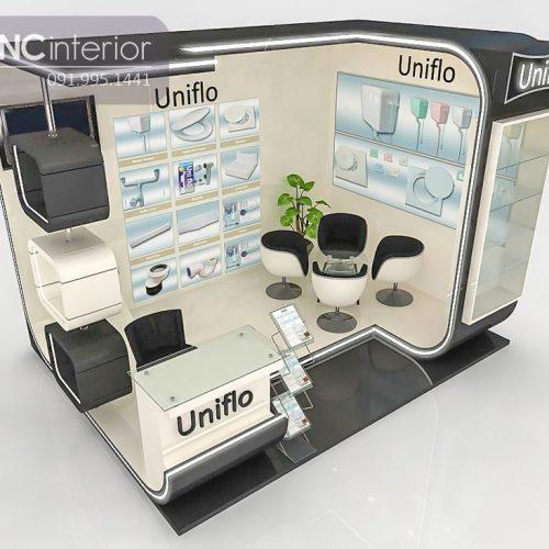 Sử dụng thêm nhiều hình thức tiếp thị khác ngoài Booth quảng cáo.