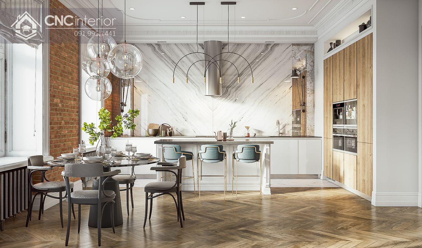 Nhà bếp villa 12
