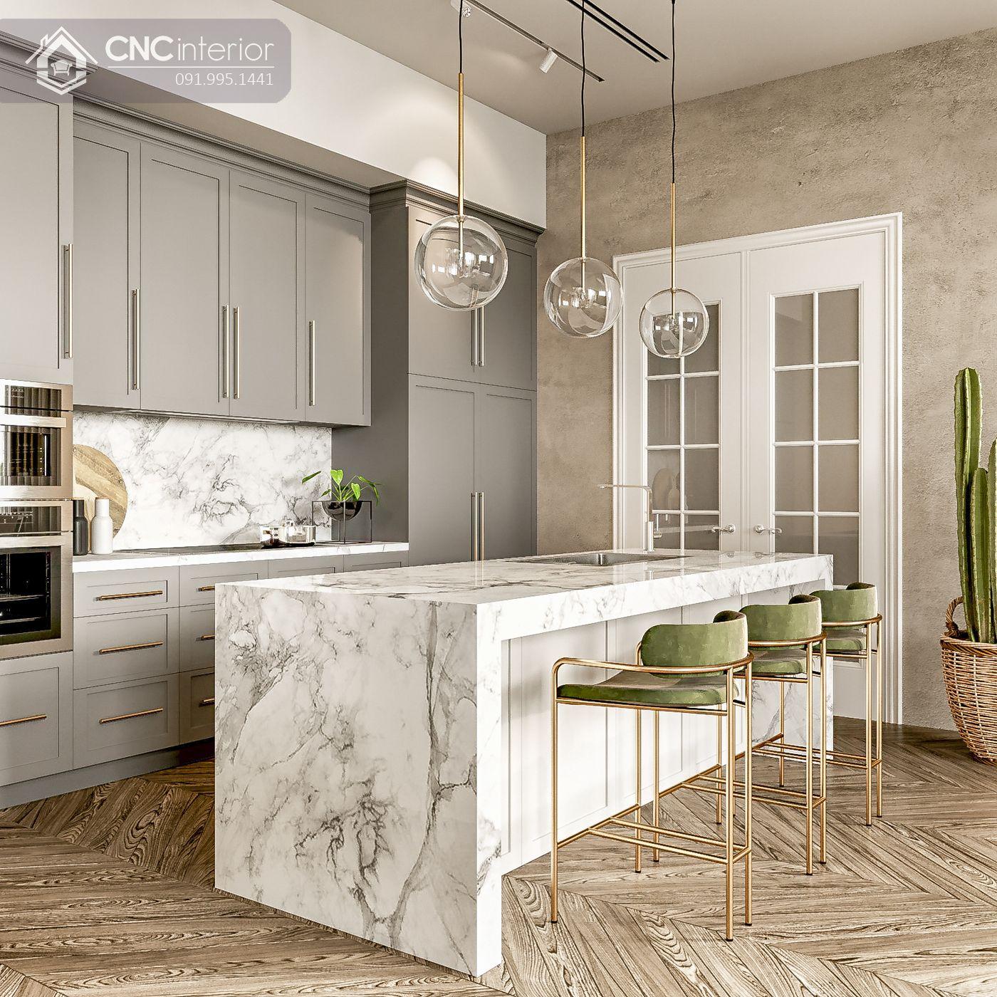 các mẫu thiết kế nội thất biệt thự đẹp 3