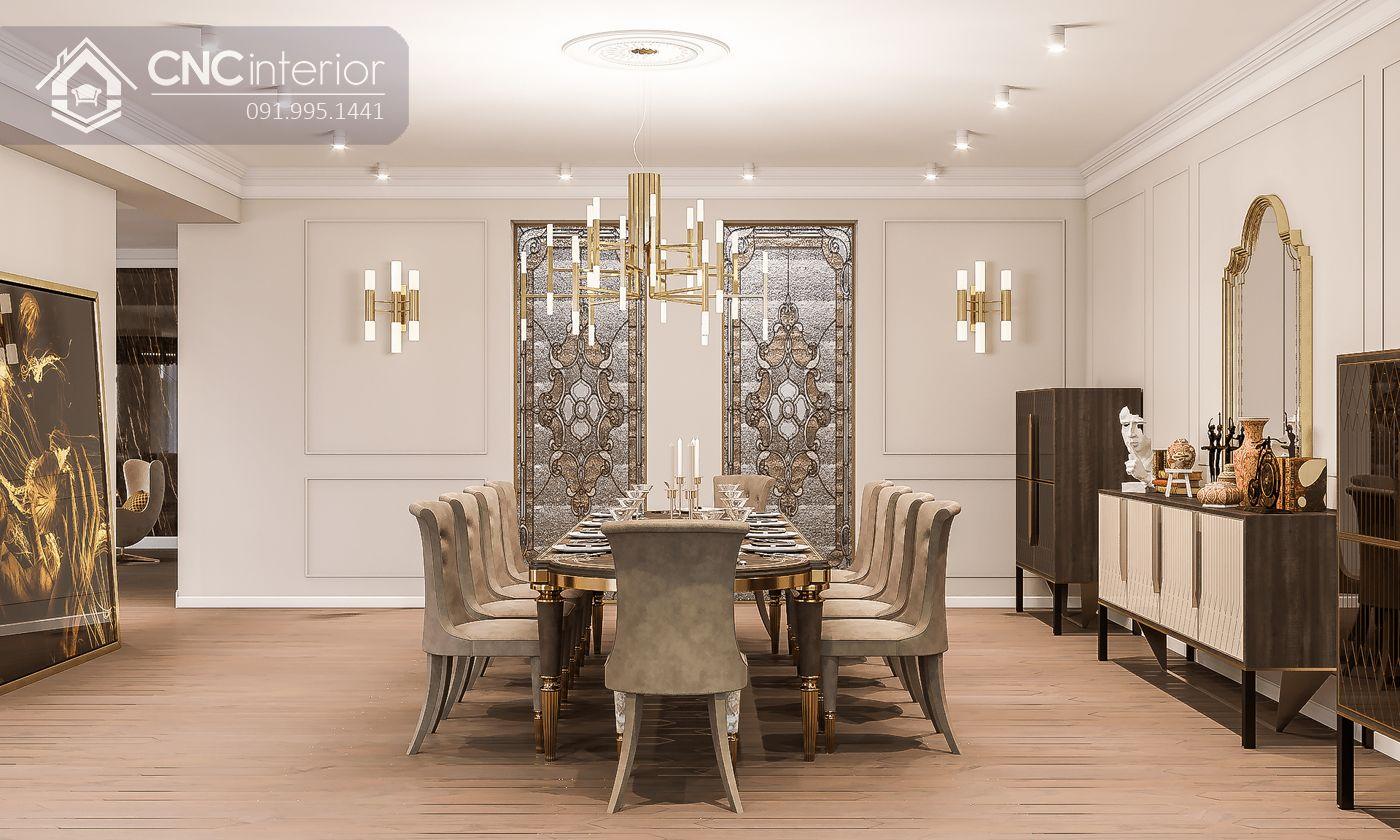 các mẫu thiết kế nội thất biệt thự đẹp 9