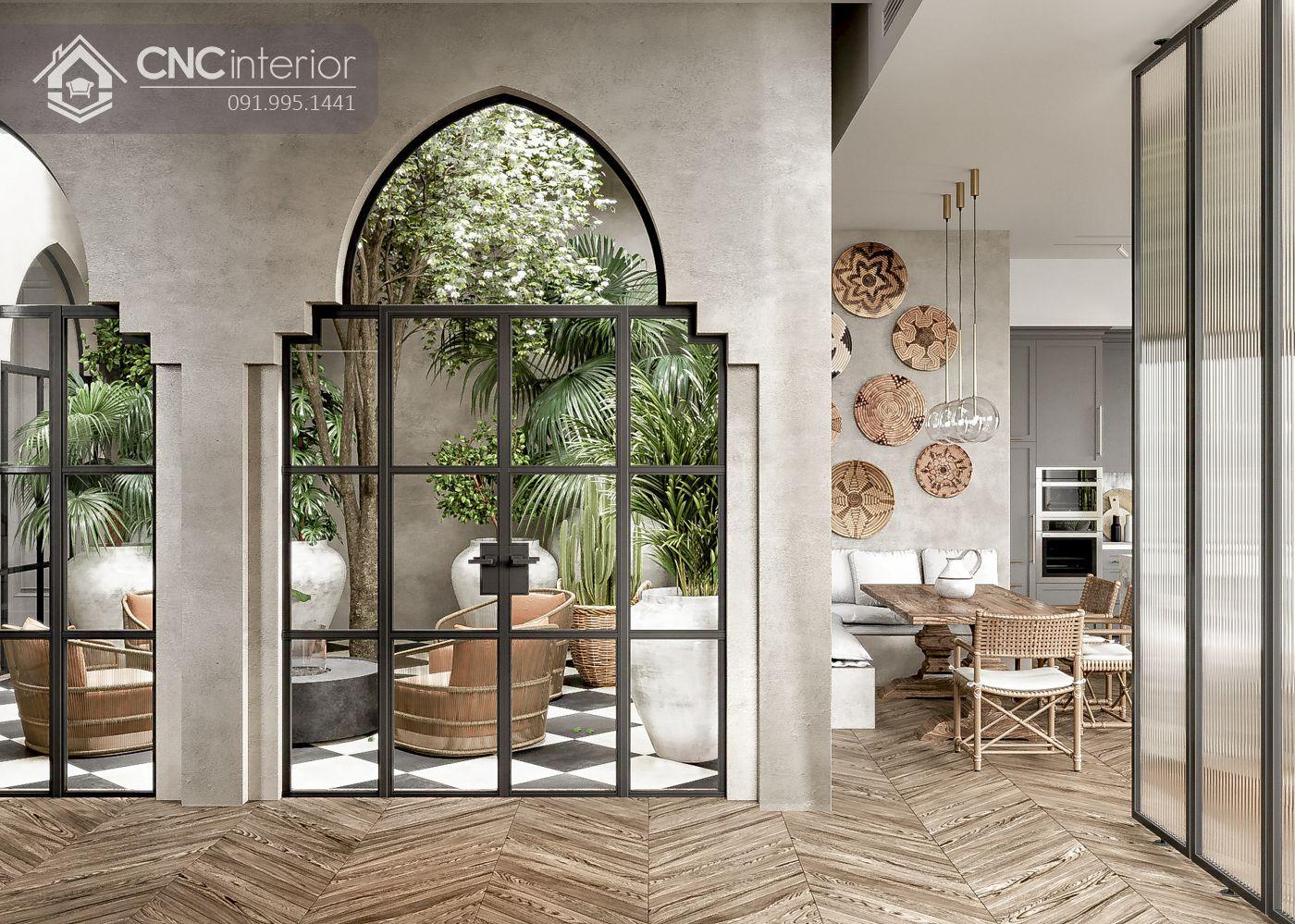 các mẫu thiết kế nội thất biệt thự đẹp 21