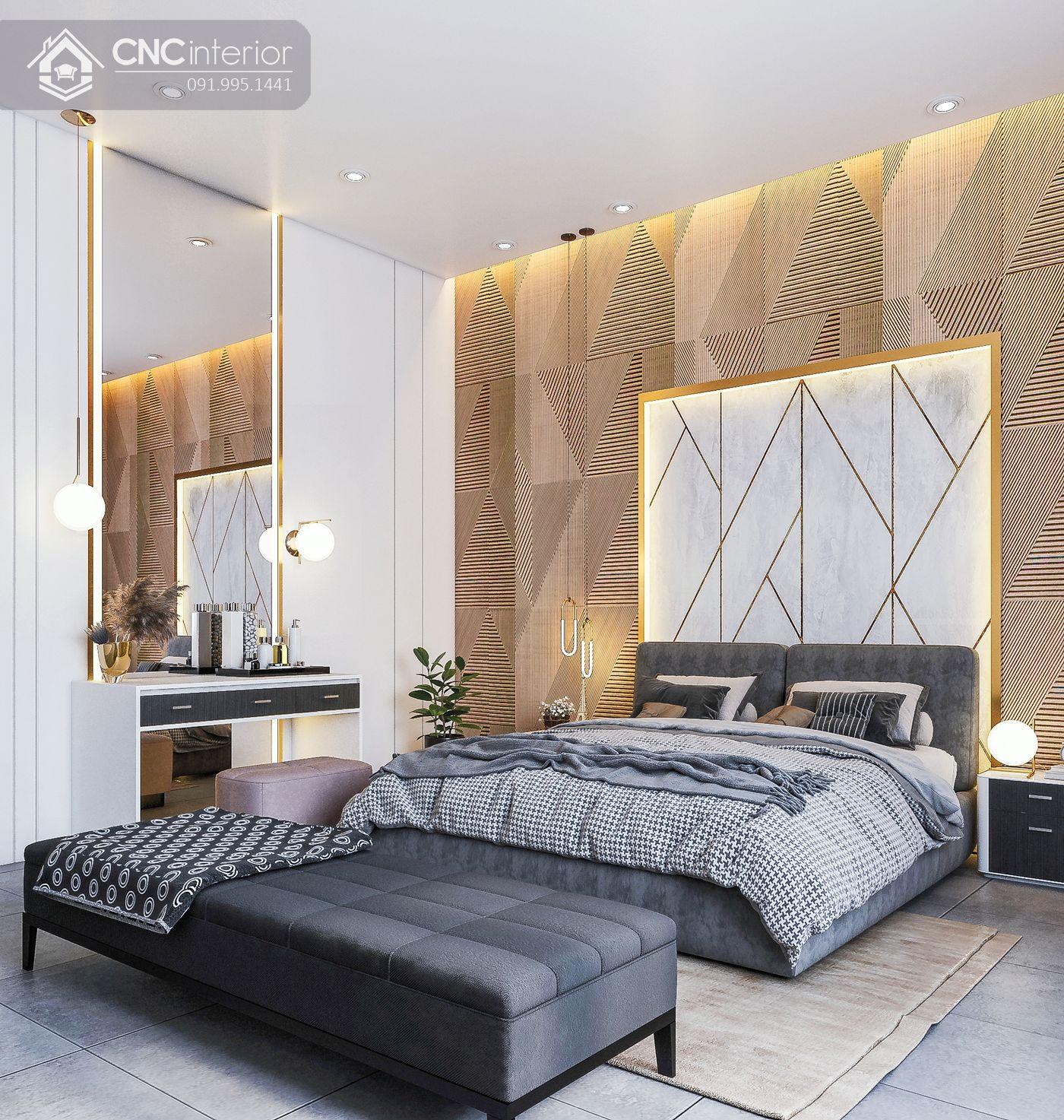 các mẫu thiết kế nội thất biệt thự đẹp 23