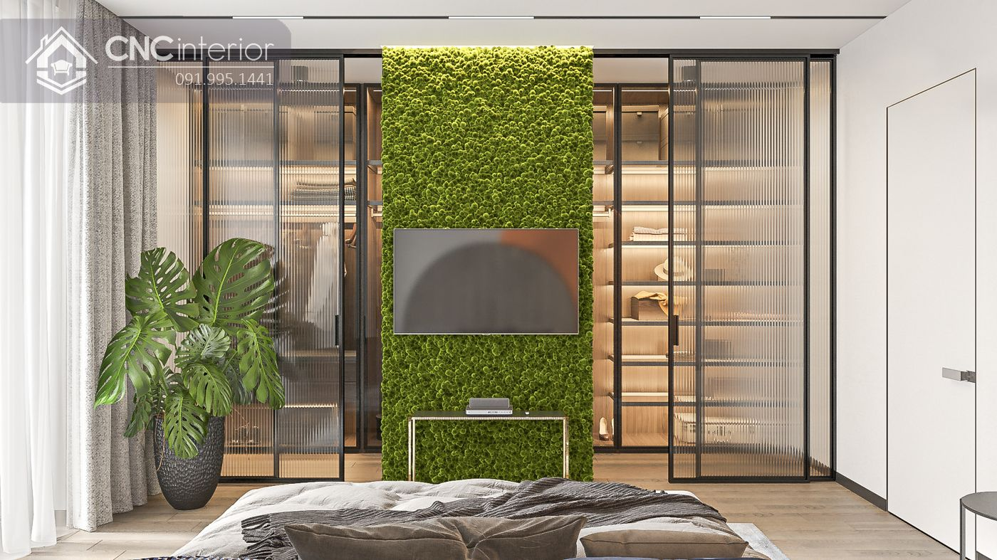 phòng ngủ villa 15