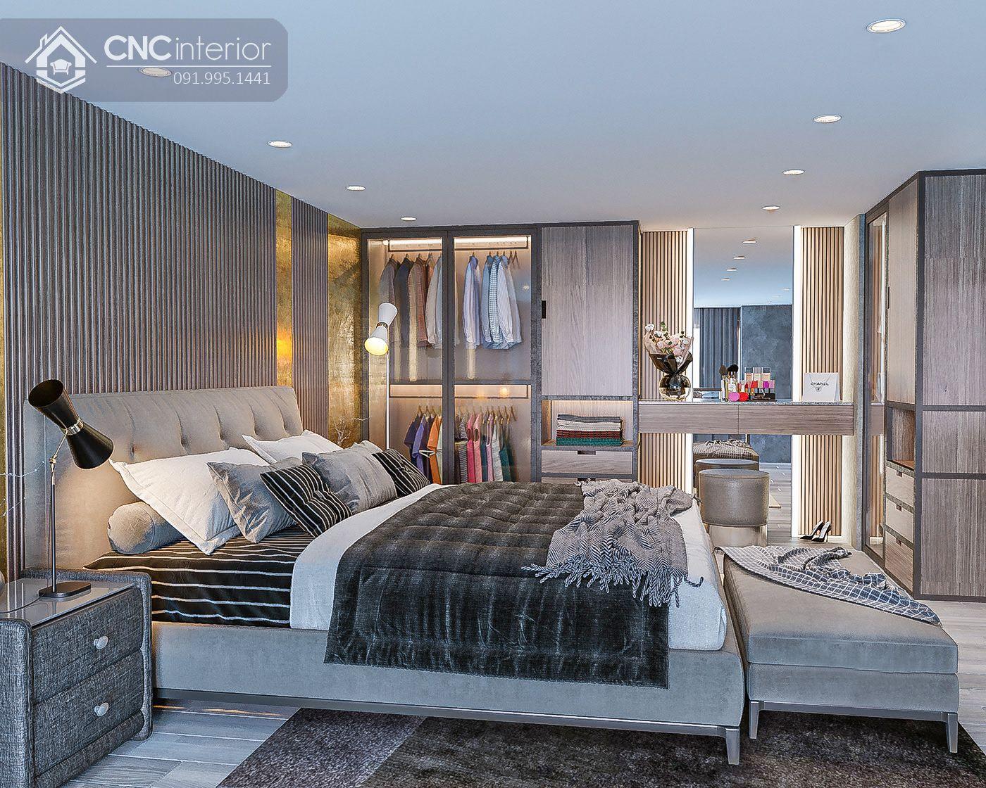 các mẫu thiết kế nội thất phòng ngủ đẹp 7