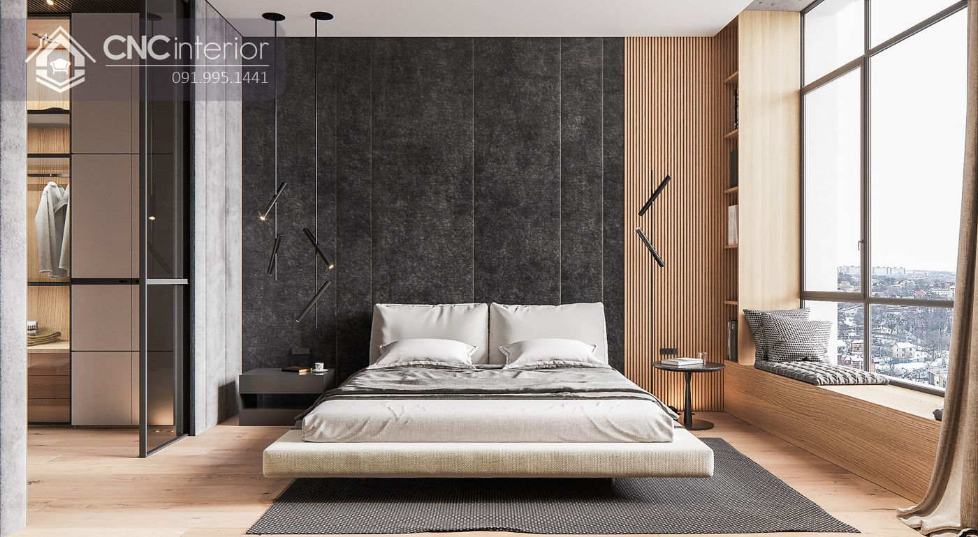 Thiết kế phòng ngủ cao cấp 19
