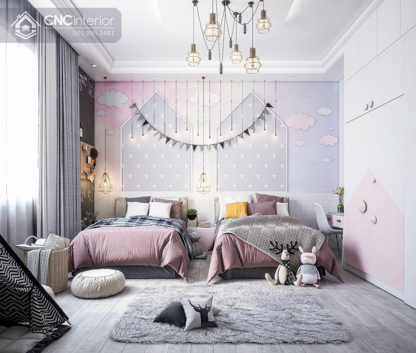 các mẫu thiết kế nội thất phòng ngủ đẹp 12