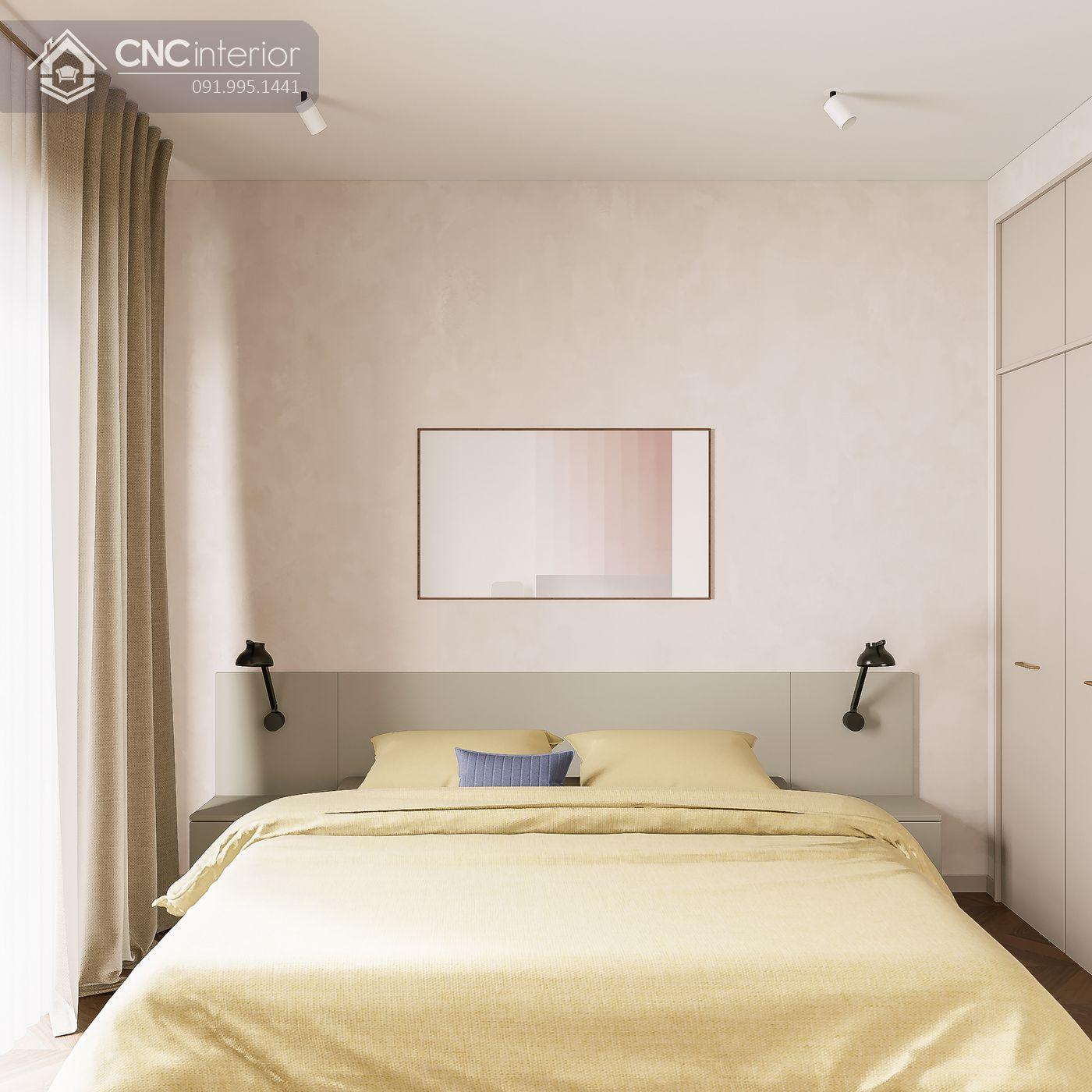 phòng ngủ phong cách Minimalism 24
