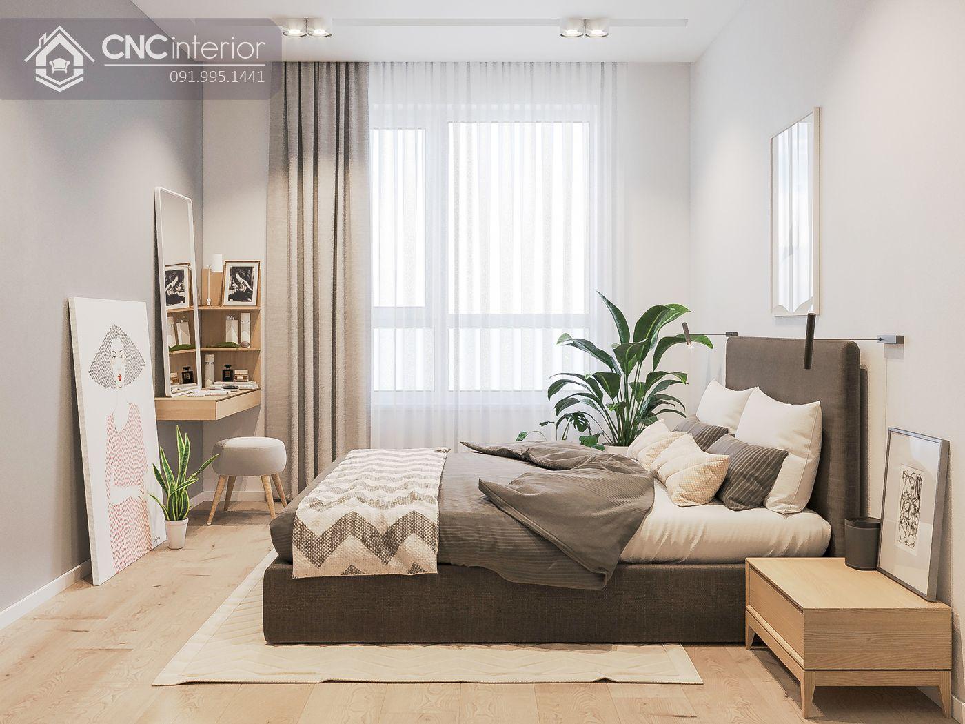 các mẫu thiết kế nội thất phòng ngủ đẹp 27