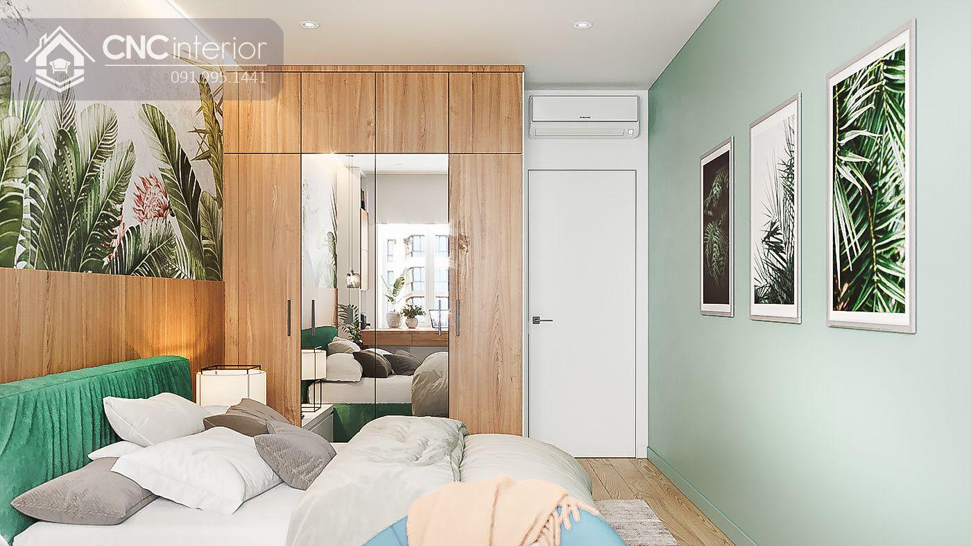 các mẫu thiết kế nội thất phòng ngủ đẹp 4