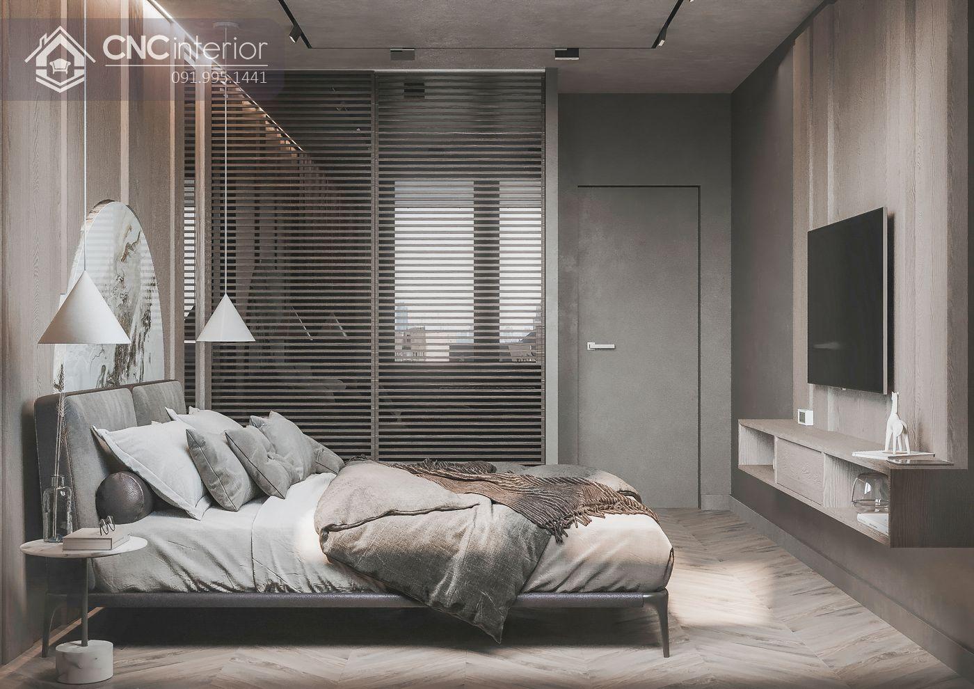 các mẫu thiết kế nội thất phòng ngủ đẹp 6