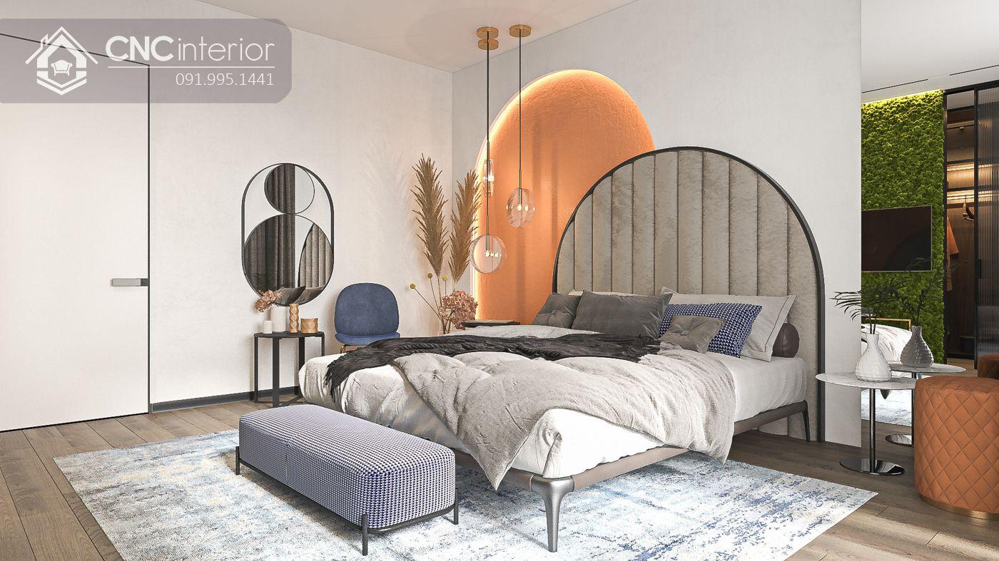 các mẫu thiết kế nội thất phòng ngủ đẹp 1