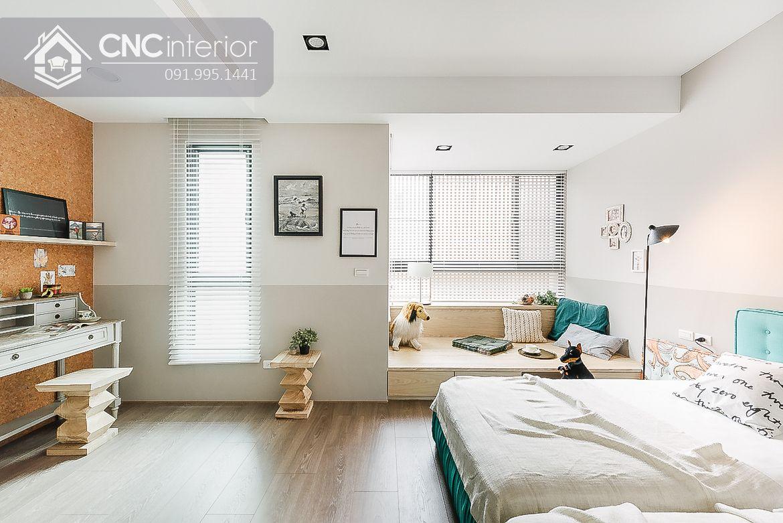 các mẫu thiết kế nội thất phòng ngủ đẹp 8