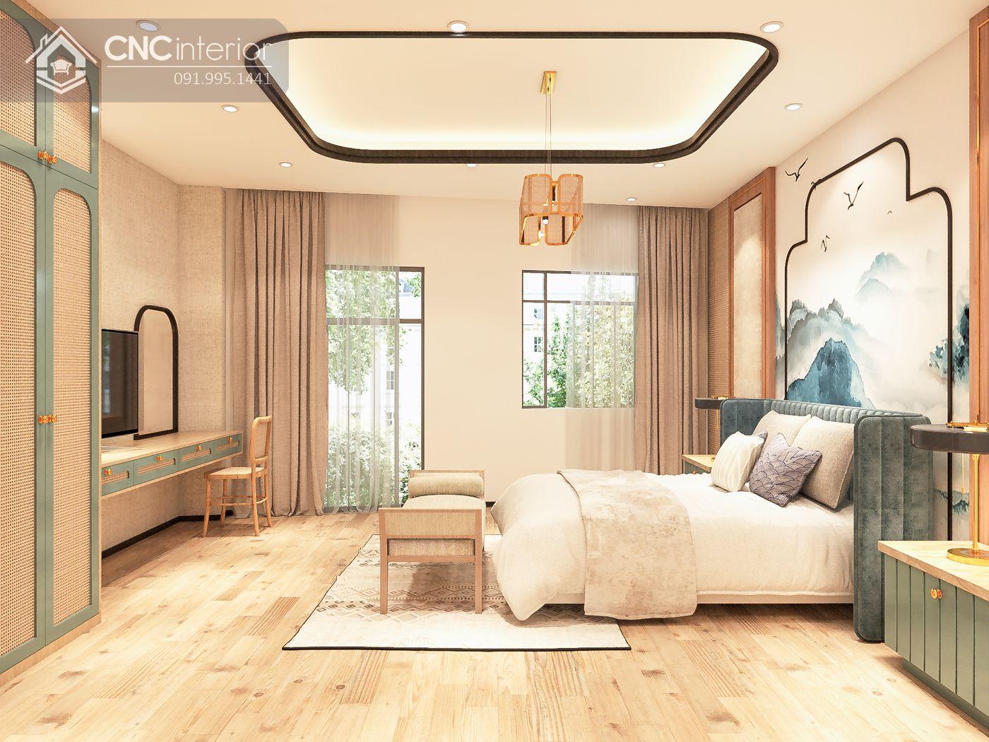 các mẫu thiết kế nội thất phòng ngủ đẹp 15