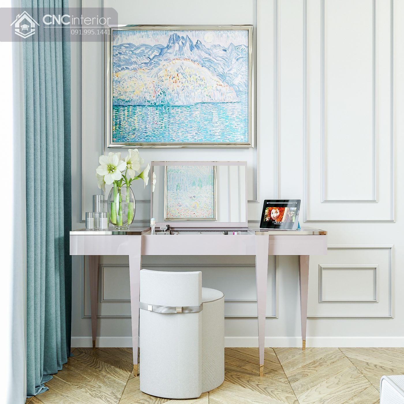 các mẫu thiết kế nội thất phòng ngủ đẹp 5