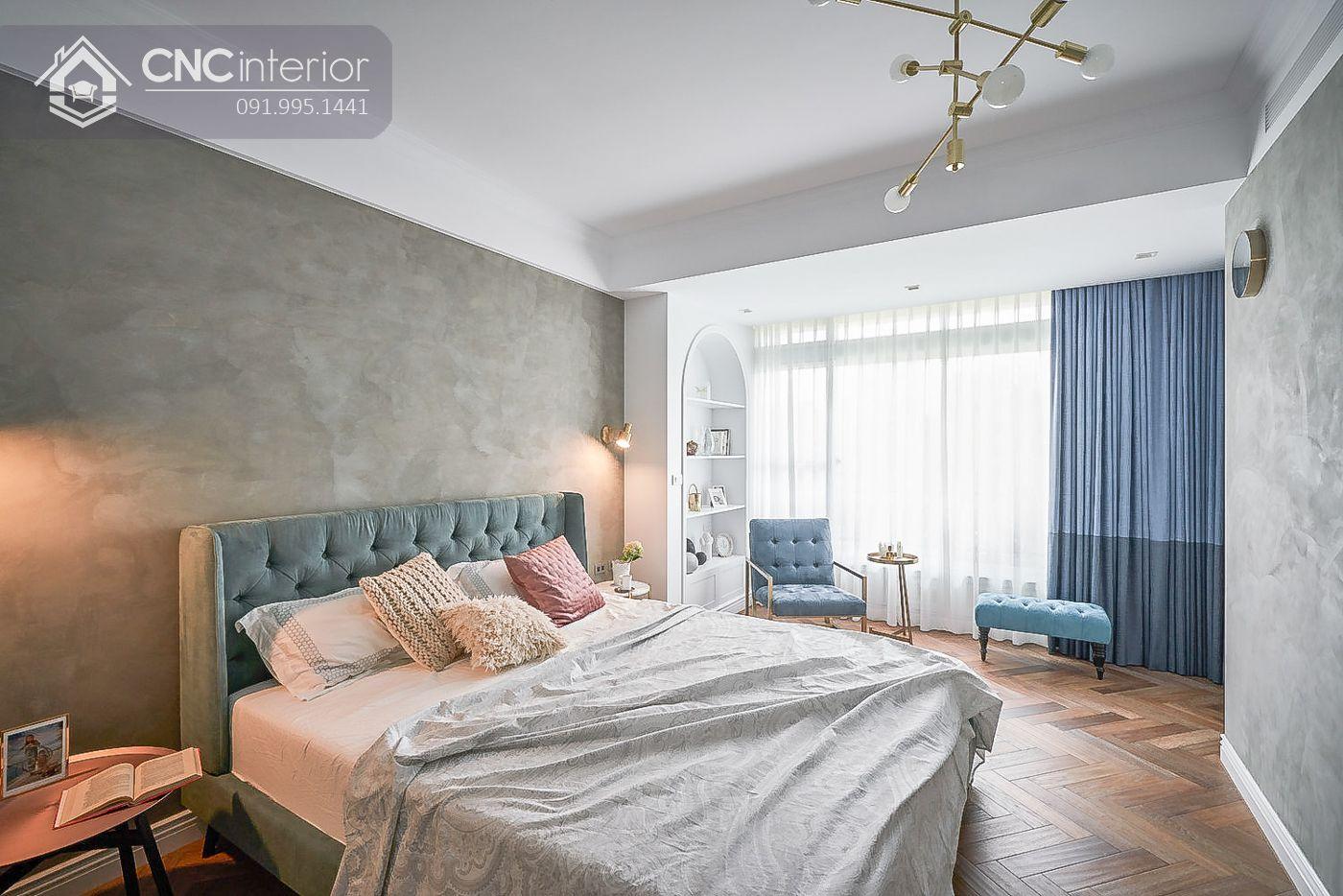 các mẫu thiết kế nội thất phòng ngủ đẹp 10
