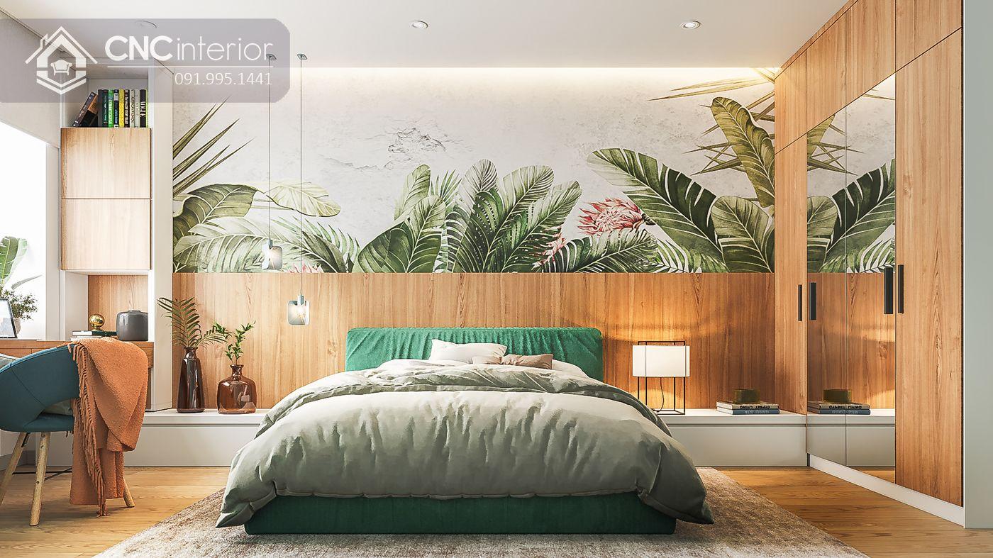 không gian nghỉ ngơi phong cách Tropical 23