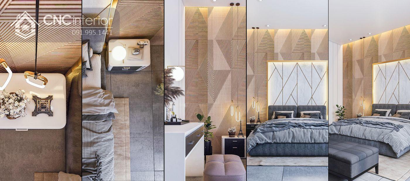 các mẫu thiết kế nội thất phòng ngủ đẹp 2
