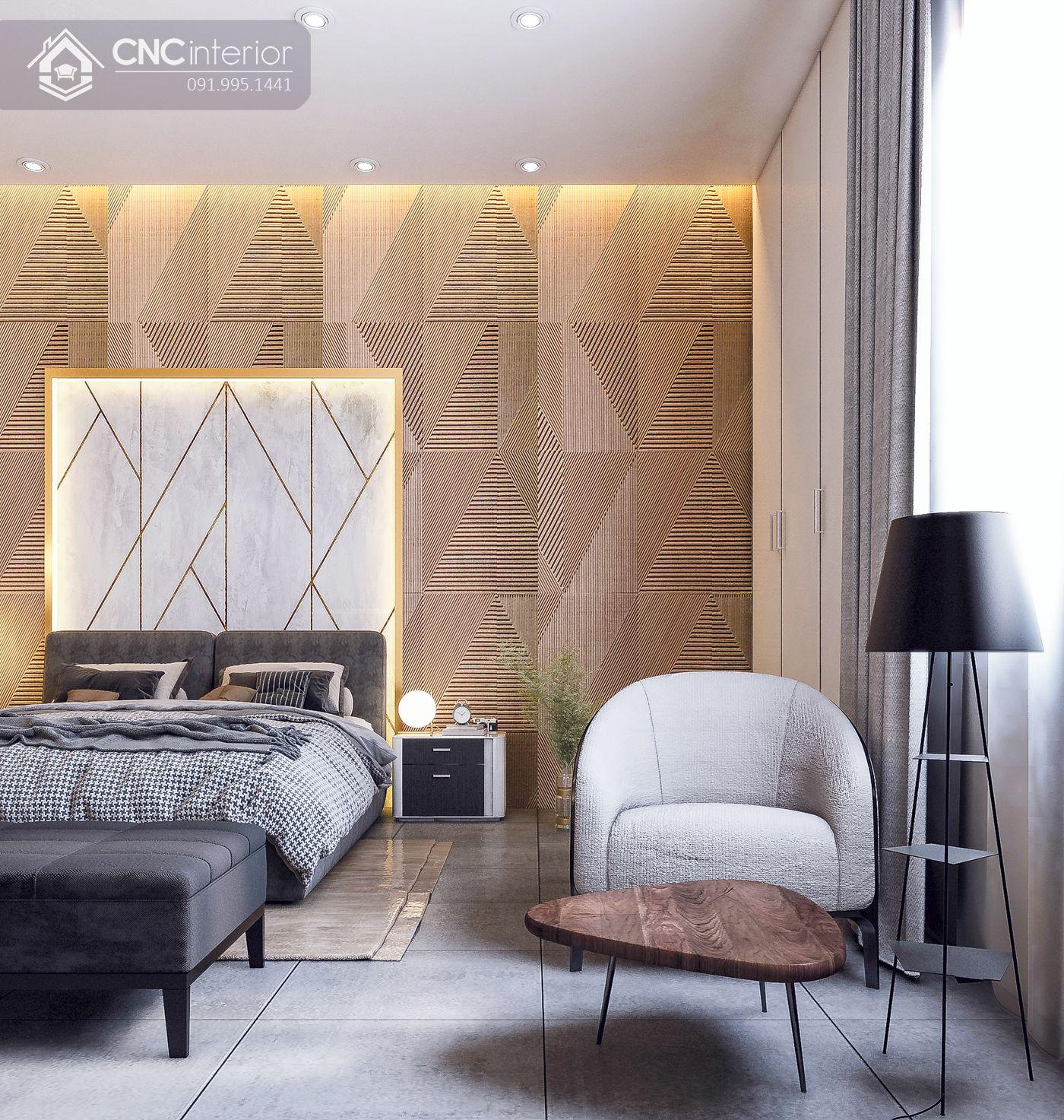 thiết kế nội thất phòng ngủ đẹp 29