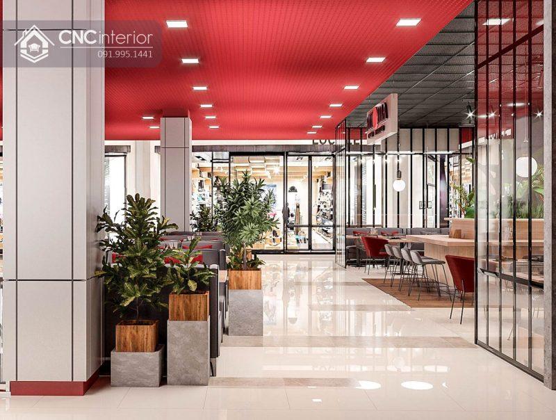 Nội thất CNC - Công trình nhà Kpop quận 1