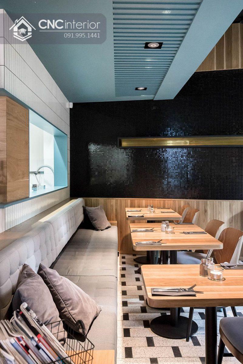 Nội thất CNC - Công trình nhà hàng Stana Đà Lạt