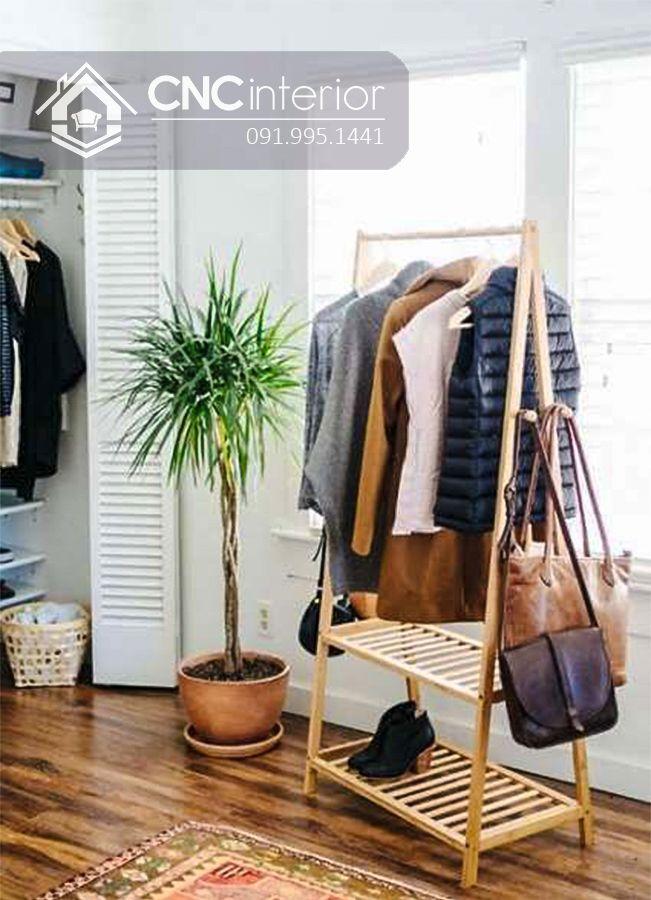 Giá treo quần áo cnc 01