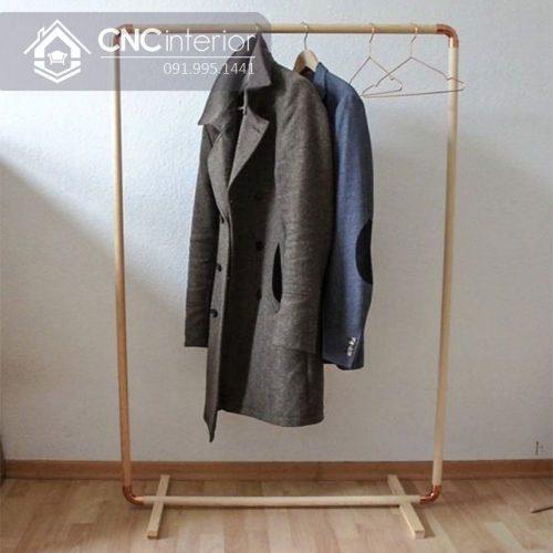 Giá treo quầna áo cnc 57