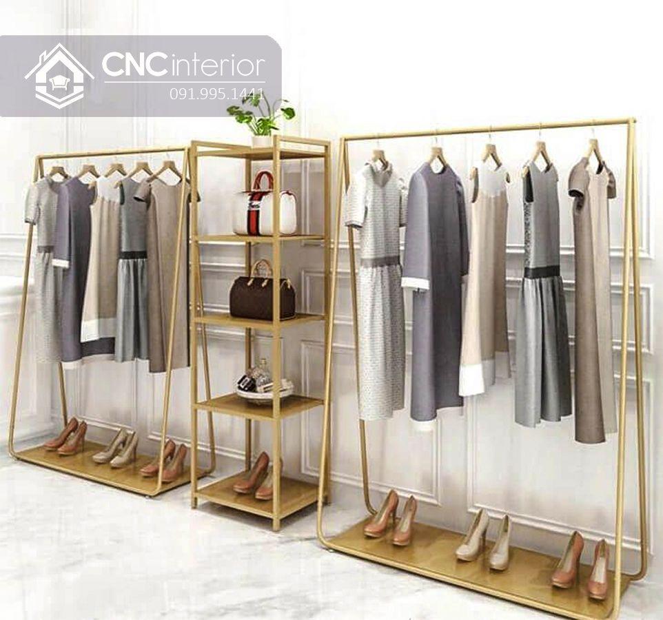 Giá treo quần áo cnc 06