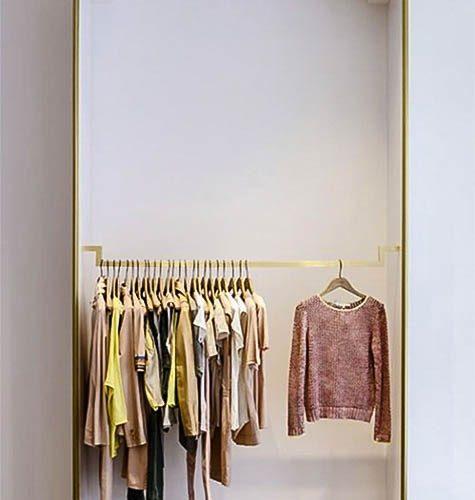 Giá treo quần áo cnc 16