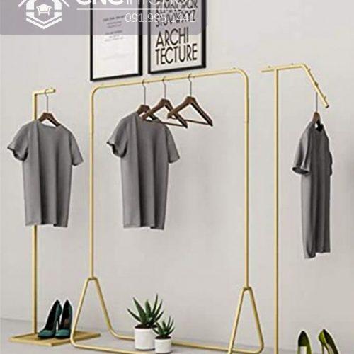 Giá treo quần áo cnc 17