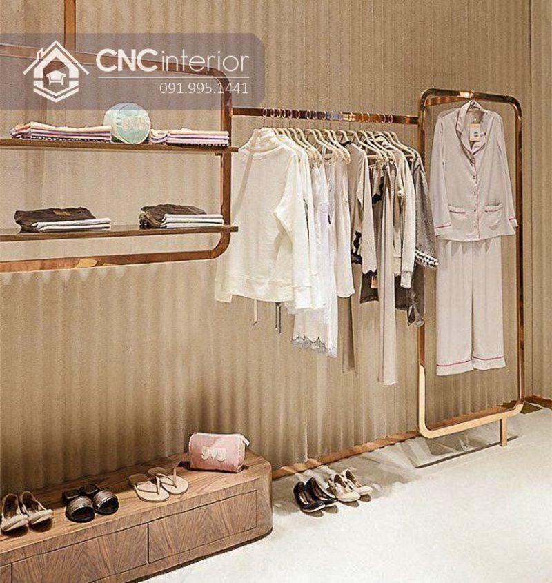 Giá treo quần áo cnc 22