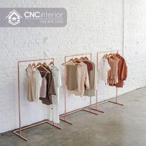 Giá treo quần áo cnc 23