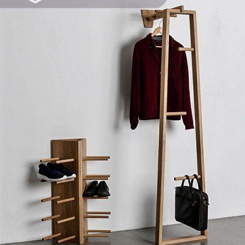 Giá treo quần áo cnc 32