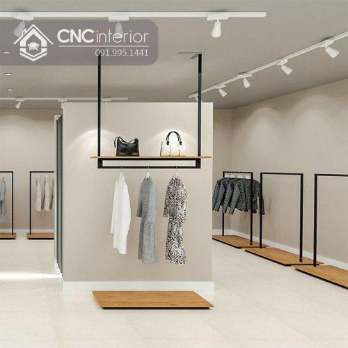 Giá treo quần áo cnc 33