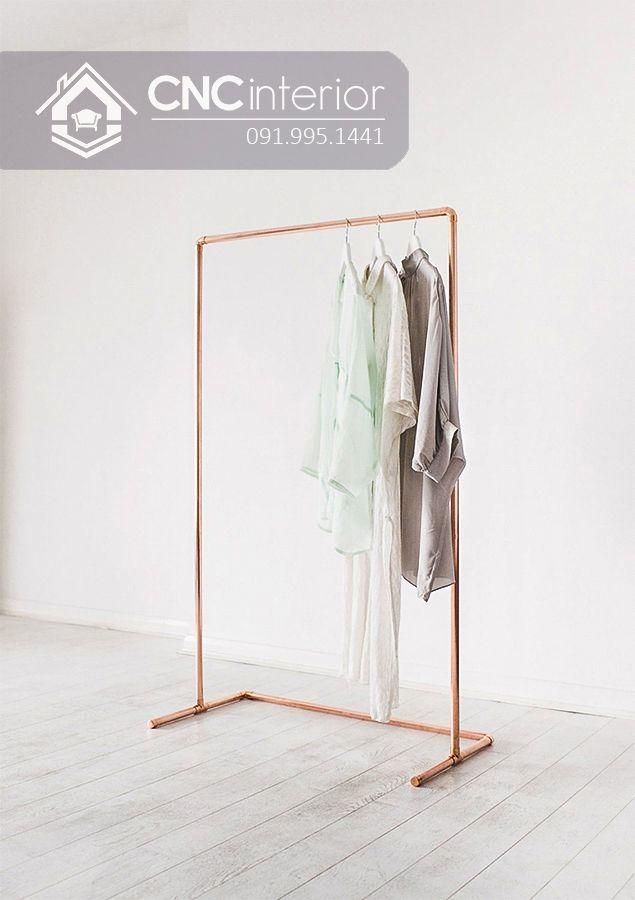 Giá treo quần áo cnc 35