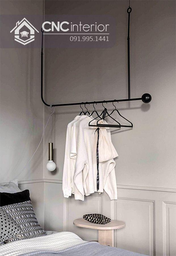 Giá treo quần áo cnc 36