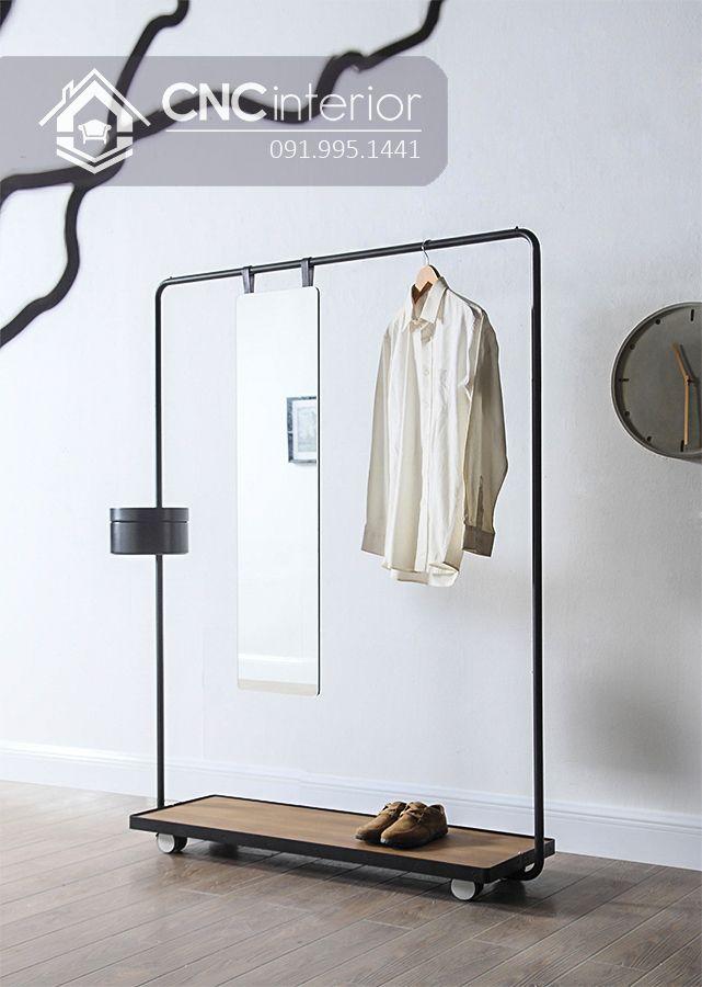 Giá treo quần áo cnc 39