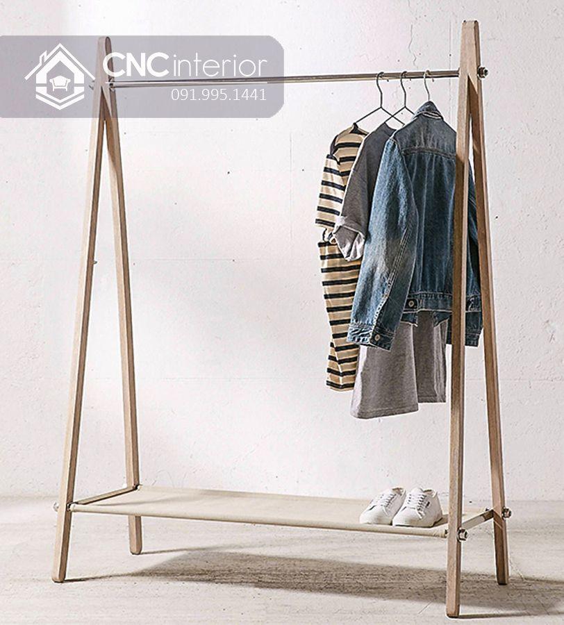 Giá treo quần áo cnc 42