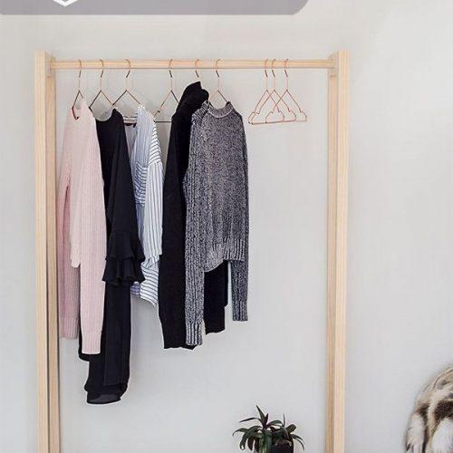 Giá treo quần áo cnc 43